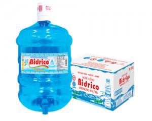 Nước uống Bidrico quận 4