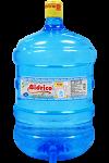 Nước tinh khiết Bidrico 20L có vòi
